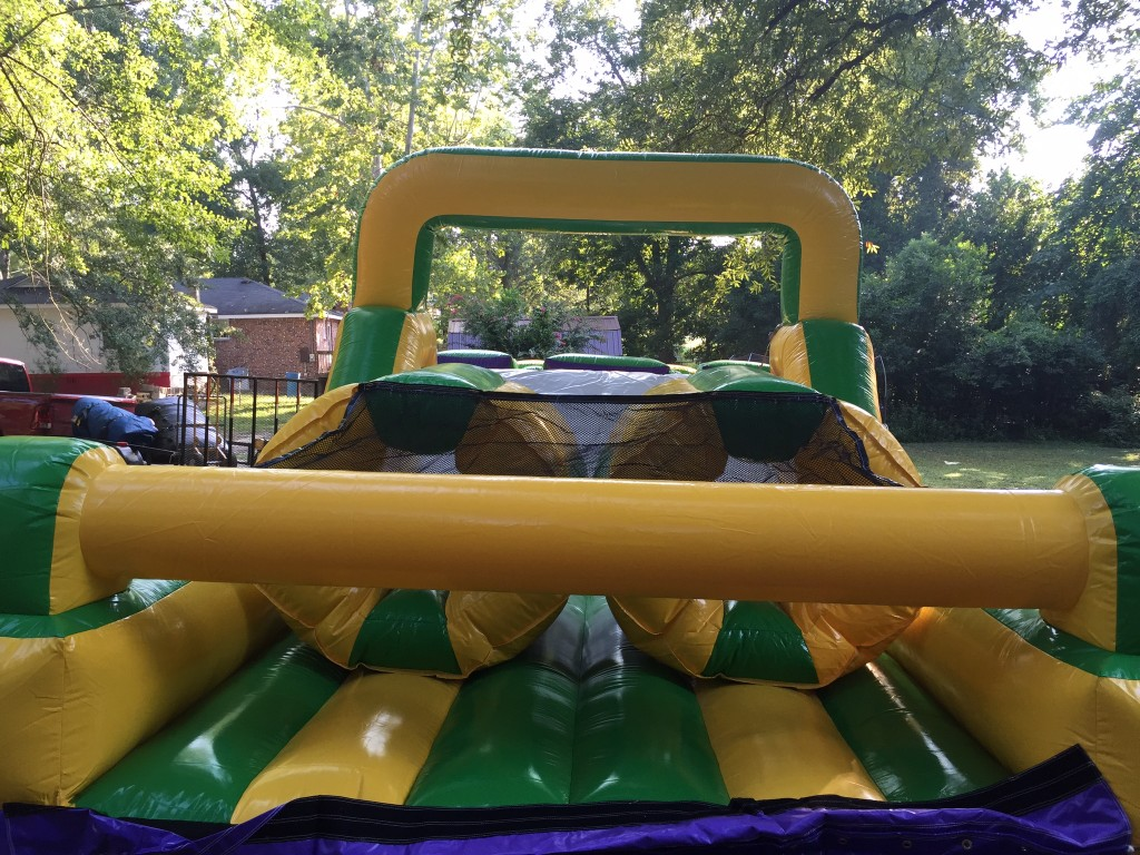 slide obstaclele