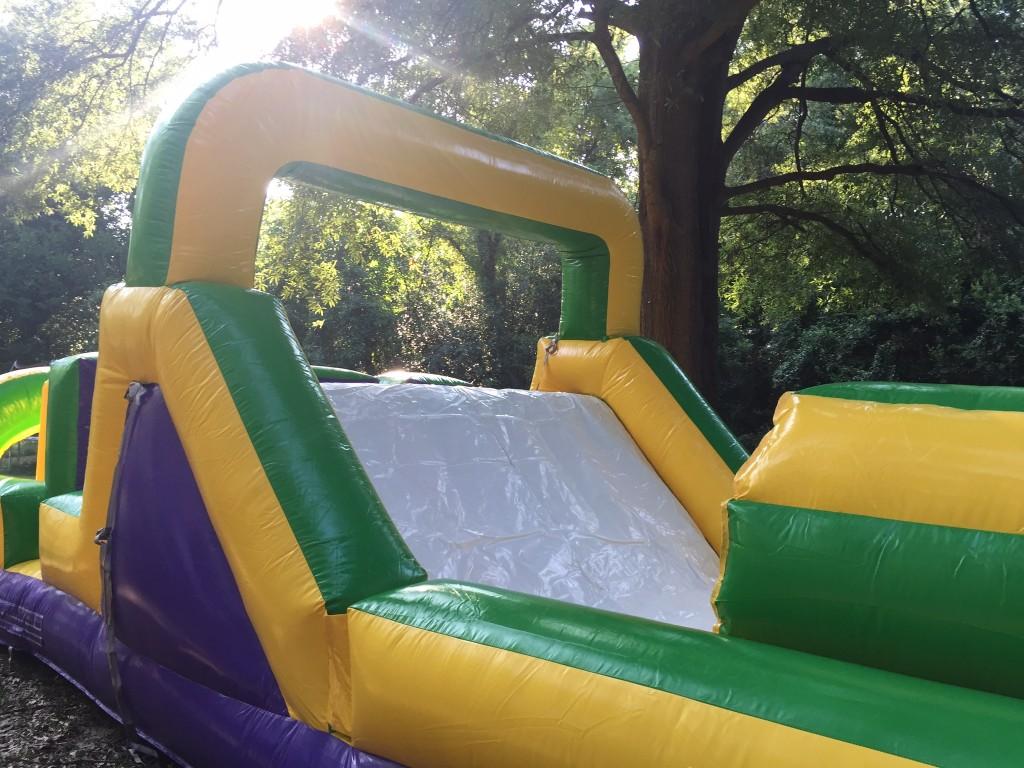 slide obstacle