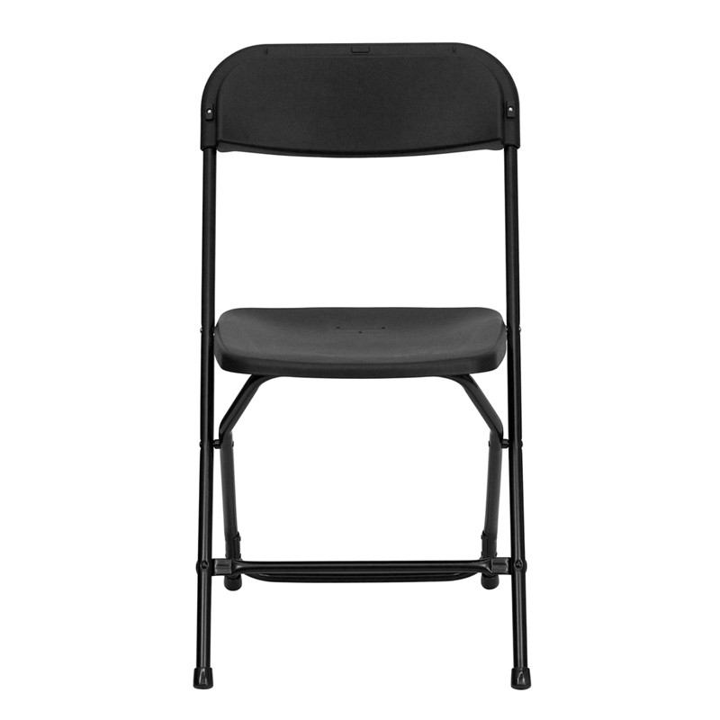 10 folding chairs black back img4463